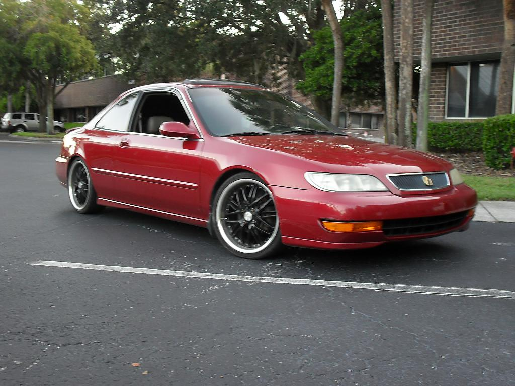 acura cl images #14