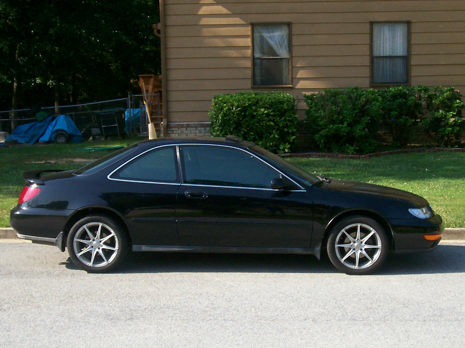 acura cl seriess