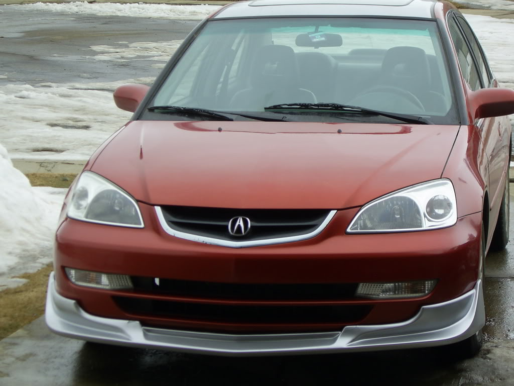 2001 Acura El   pictures, information and specs - Auto-Database.com