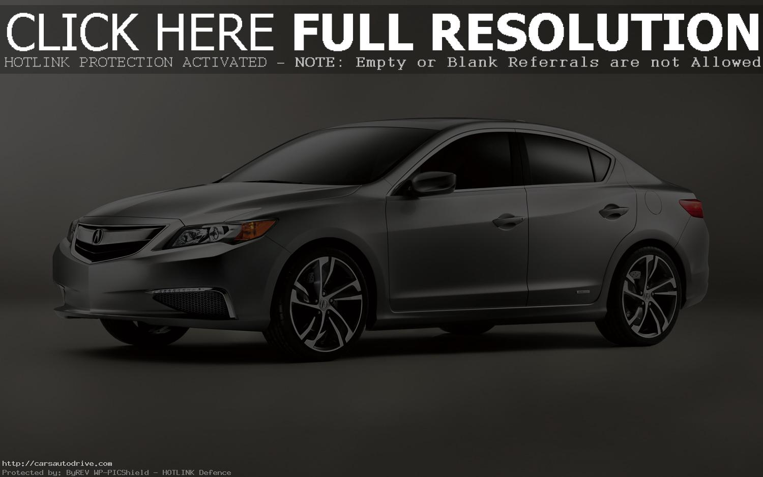 acura ilx images #9