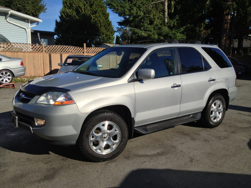2002 acura mdx pictures information and specs auto. Black Bedroom Furniture Sets. Home Design Ideas