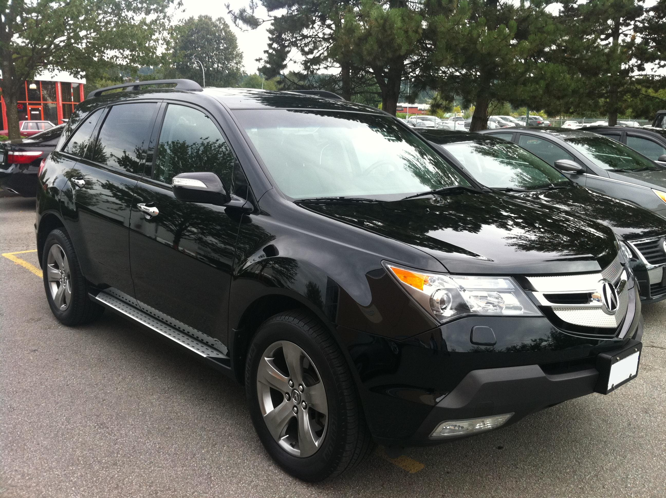 2009 acura mdx ii – pictures information and specs auto