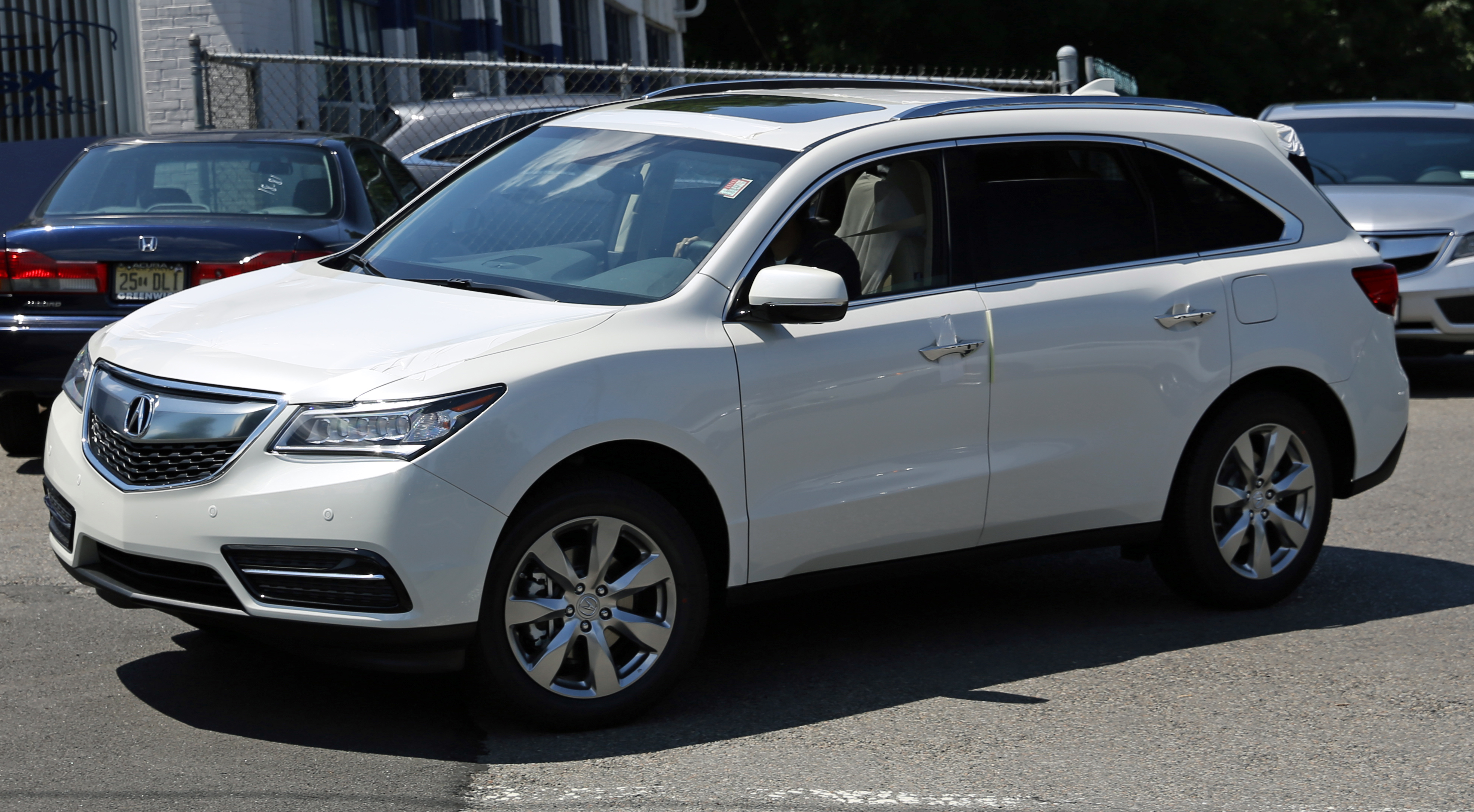 2009 Acura Mdx Ii Pictures Information And Specs Auto Database Com