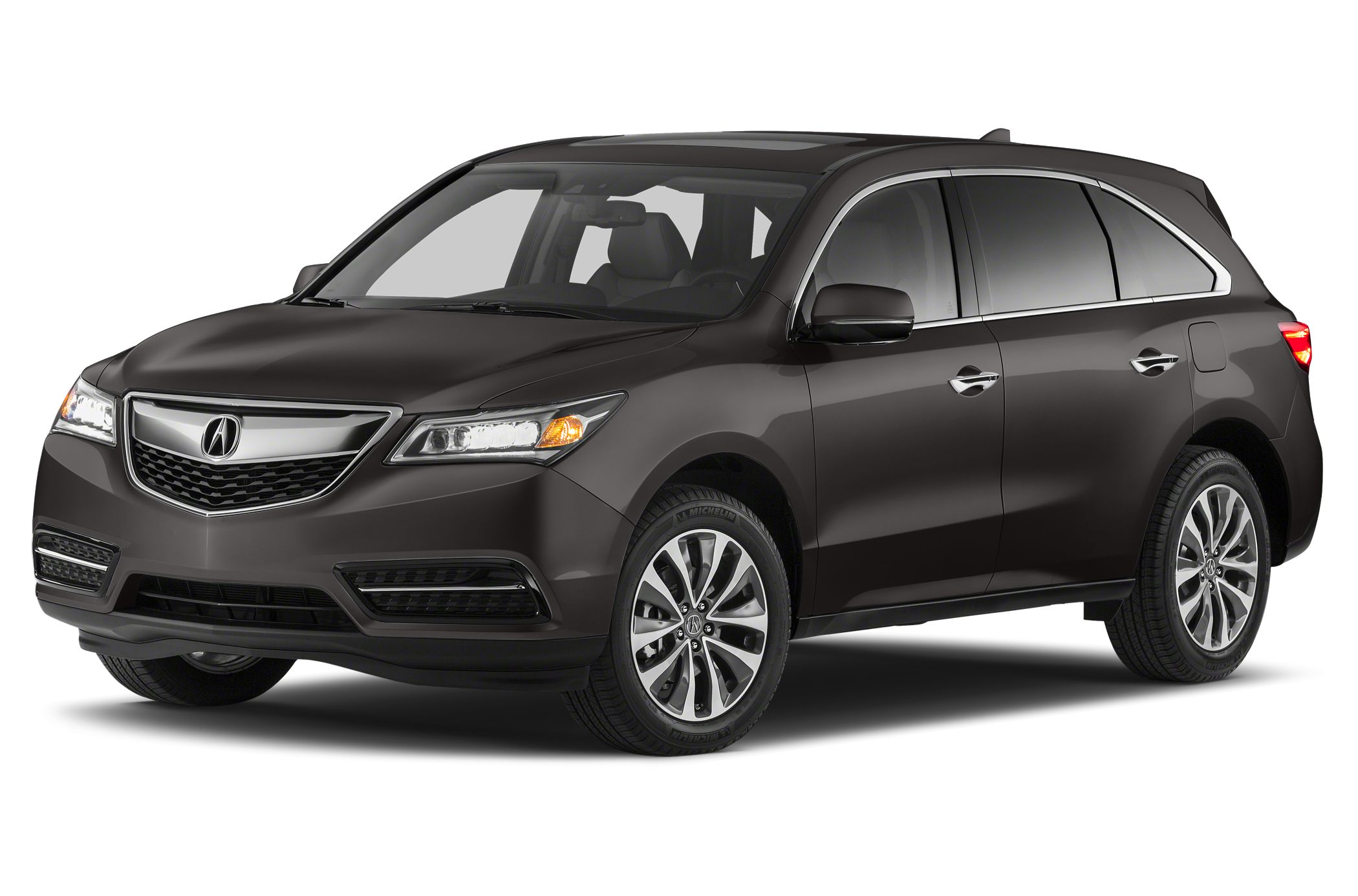 acura mdx images