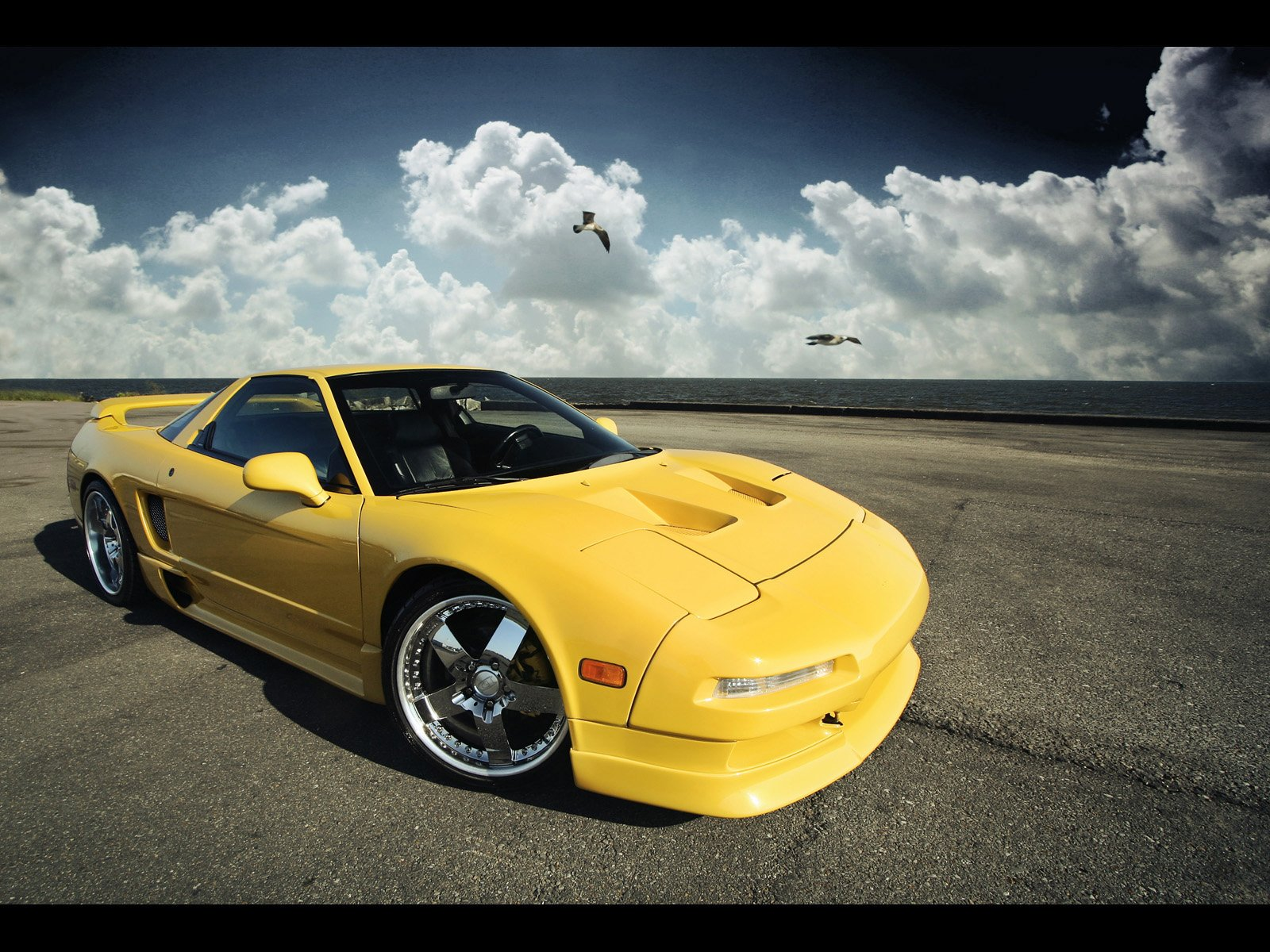 1994 Acura Nsx - pictures, information and specs - Auto ...