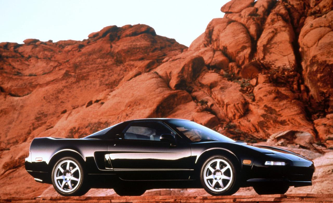 2000 Acura Nsx Pictures Information And Specs Auto Database Com