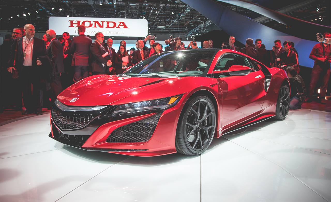 acura nsx pictures #1