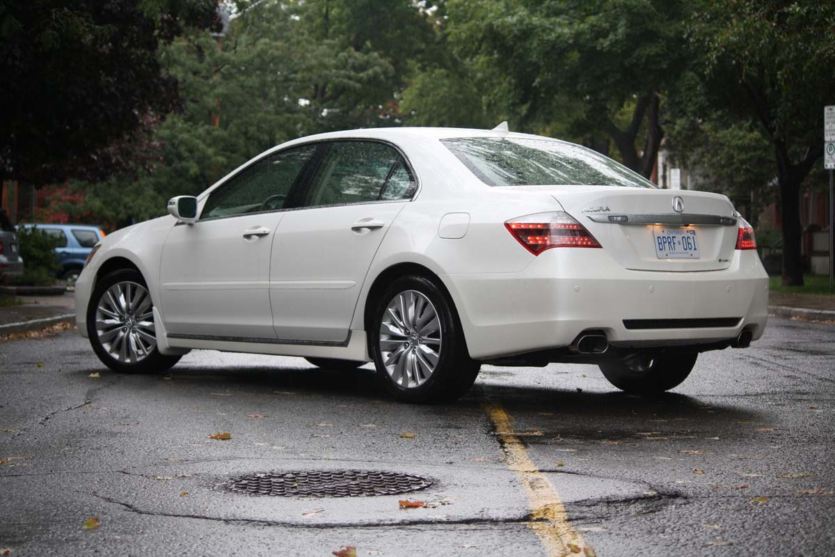 acura rl iii 2012 wallpaper