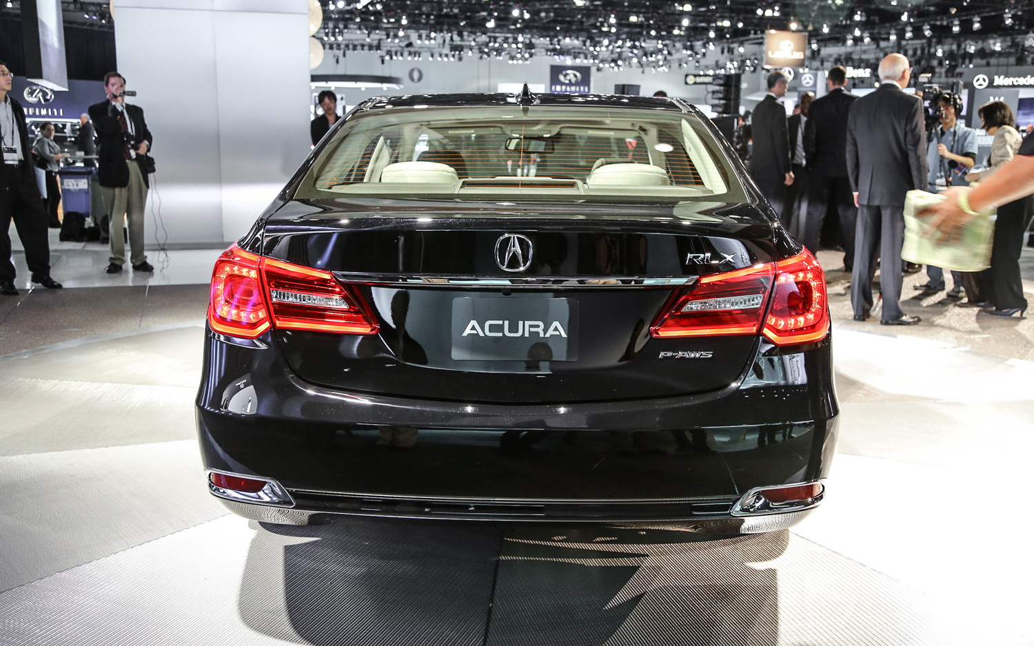 2014 acura rlx pictures information and specs auto. Black Bedroom Furniture Sets. Home Design Ideas