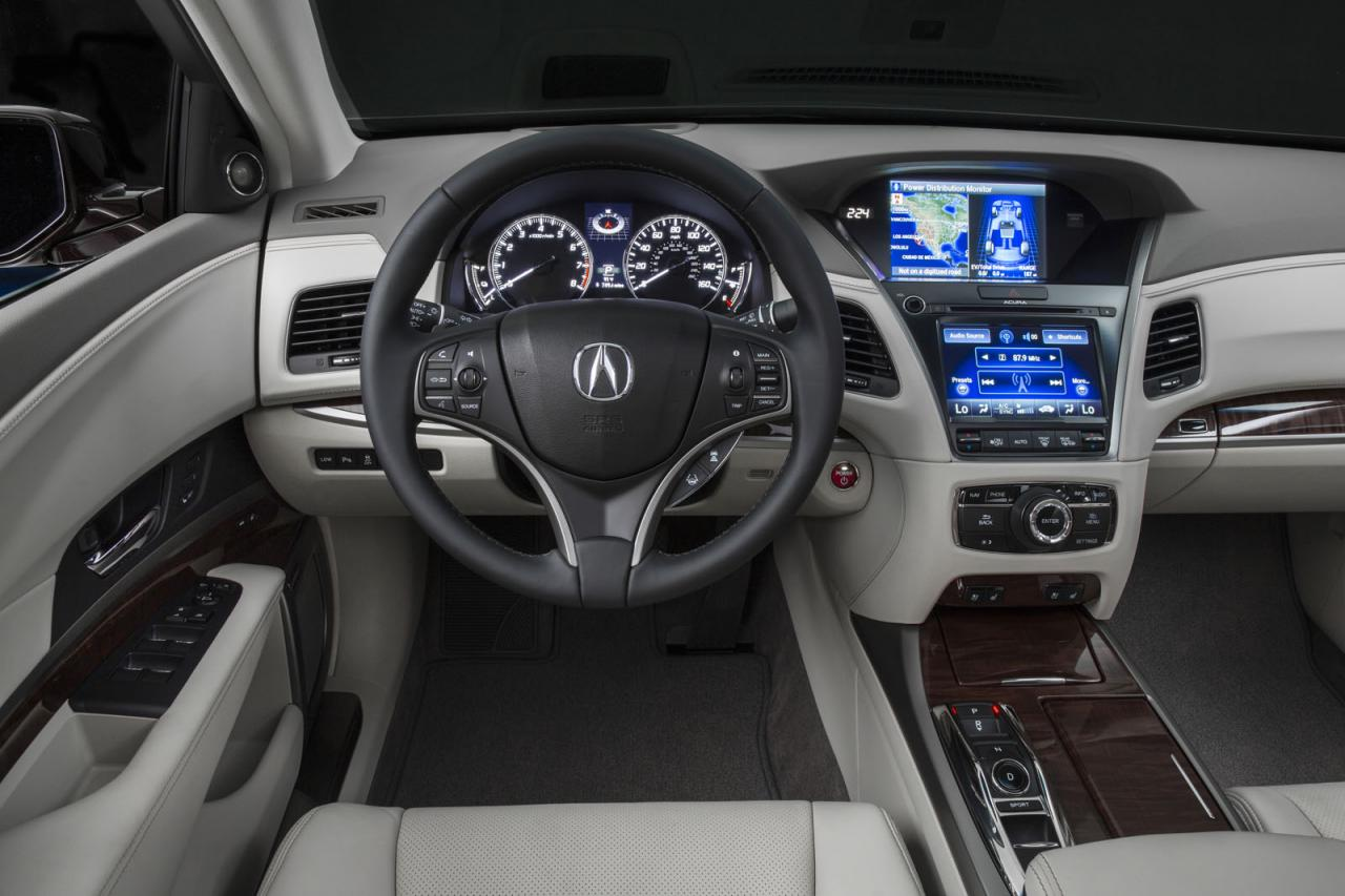acura rlx 2015 pictures #7