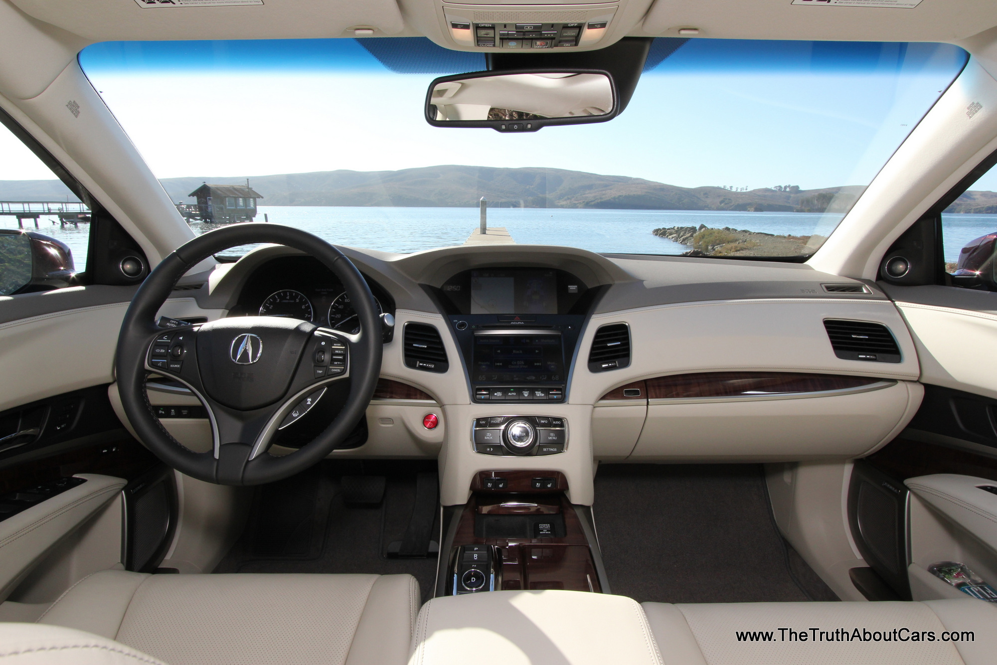 acura rlx 2015 pictures #15
