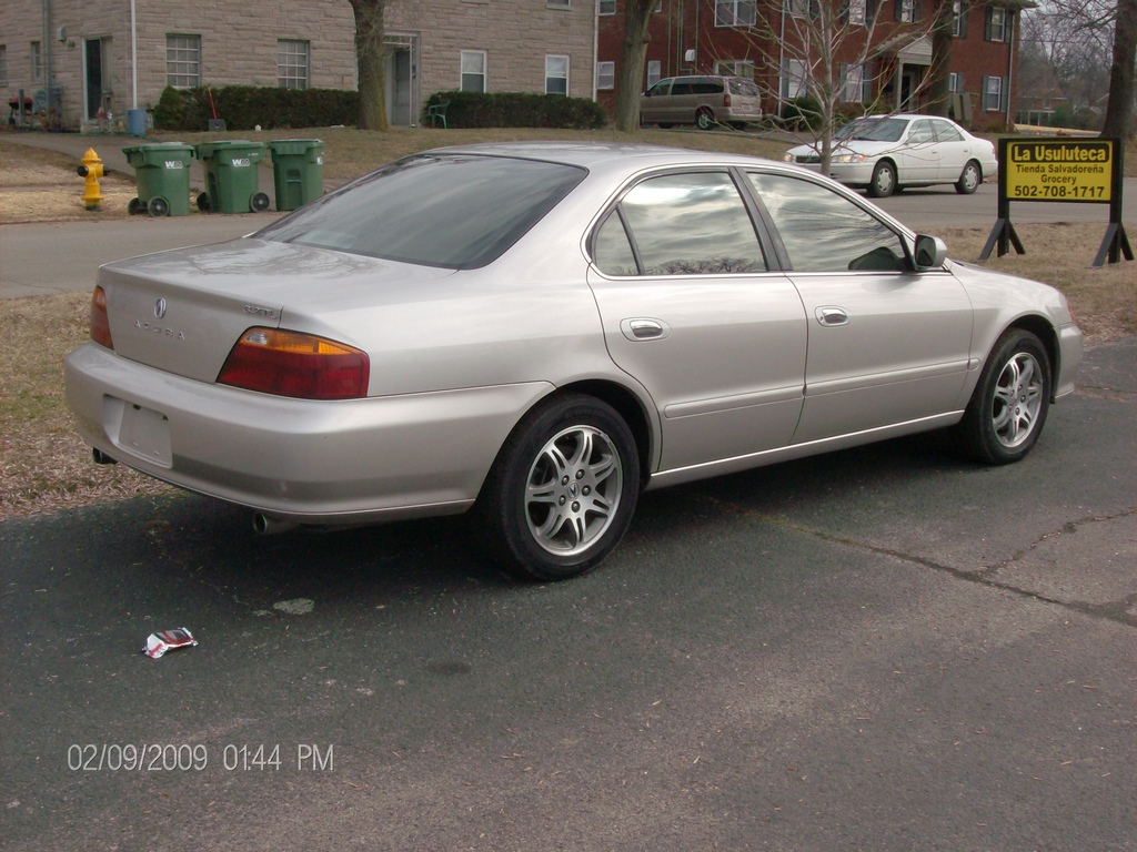 2000 Acura Tl 3 2 >> 2000 Acura Tl Ii Pictures Information And Specs Auto Database Com