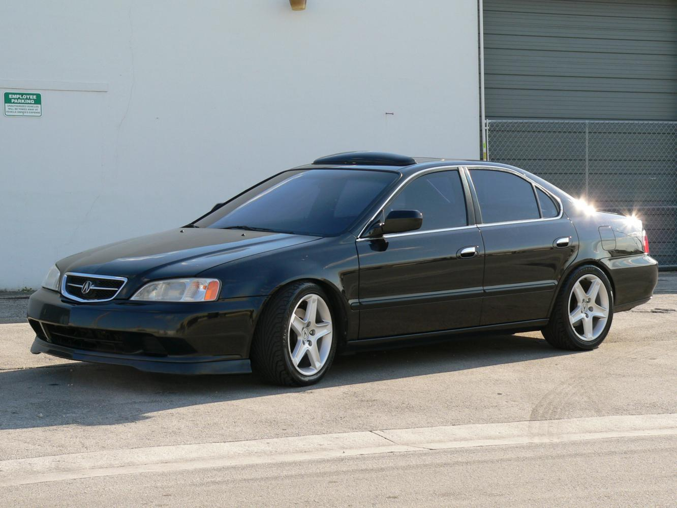 2000 Acura Tl Ii Pictures Information And Specs Auto