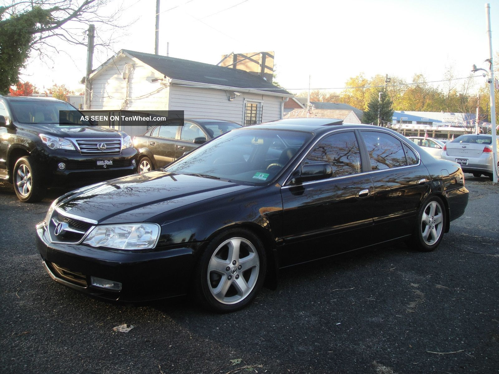 Acura Tl Ii Pictures Information And Specs AutoDatabasecom - 2002 acura tl rims
