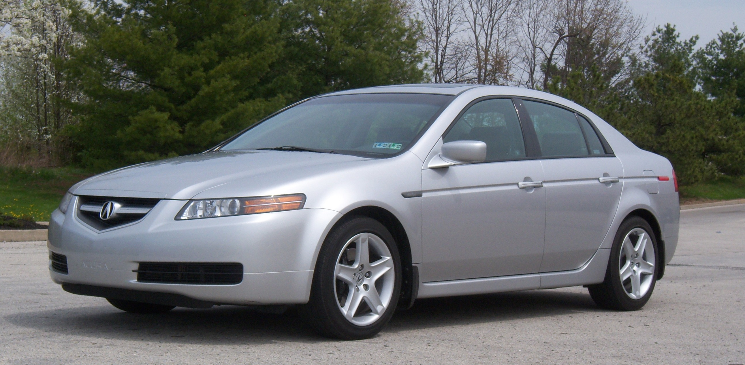 acura tl images