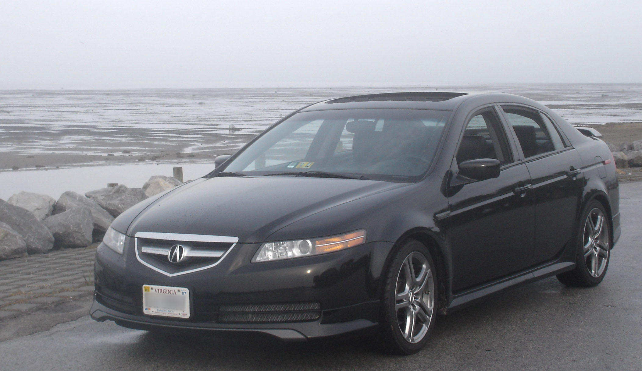 acura tl iv 2008 pictures #2