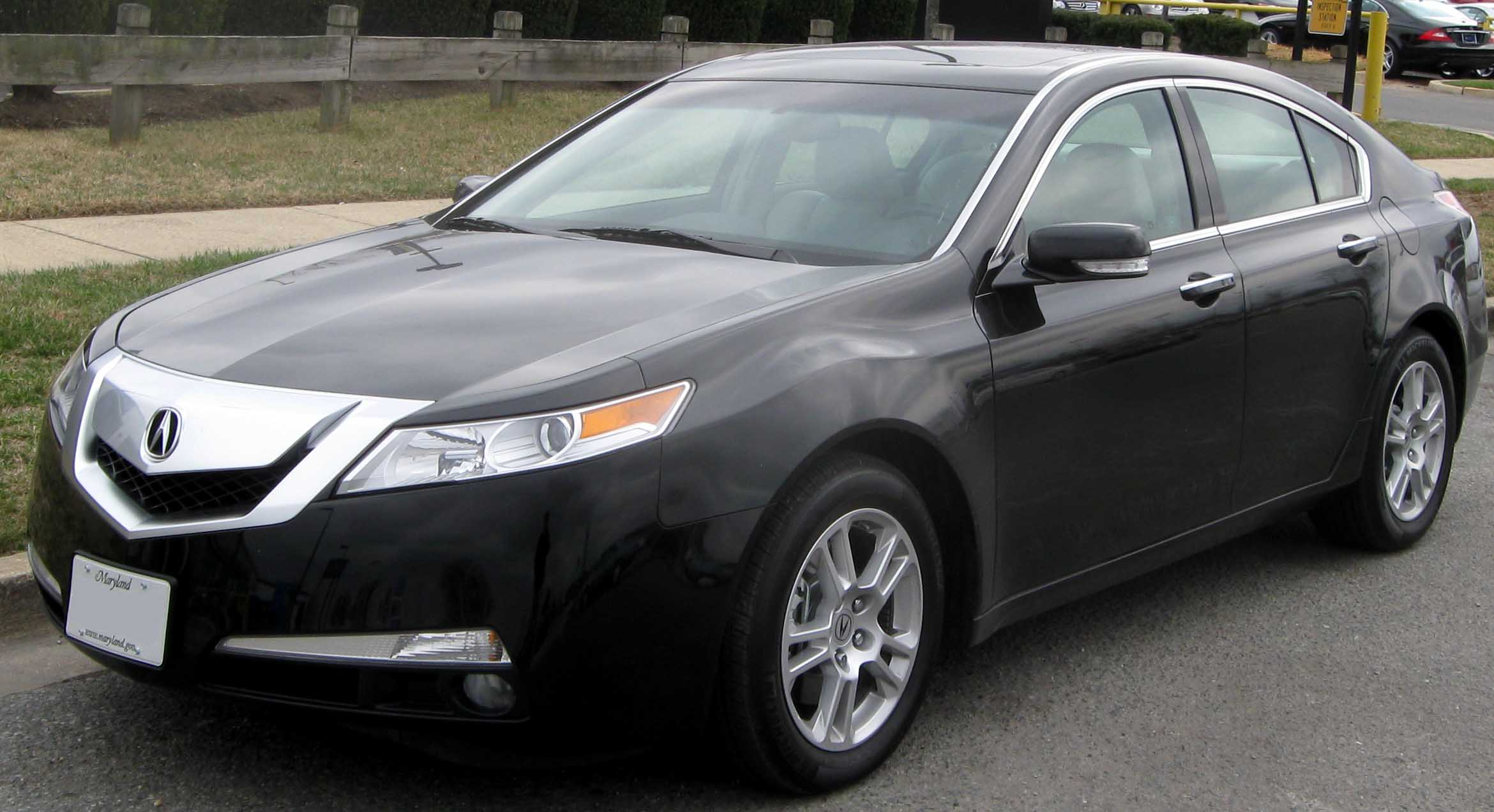 acura tl iv 2009 pictures