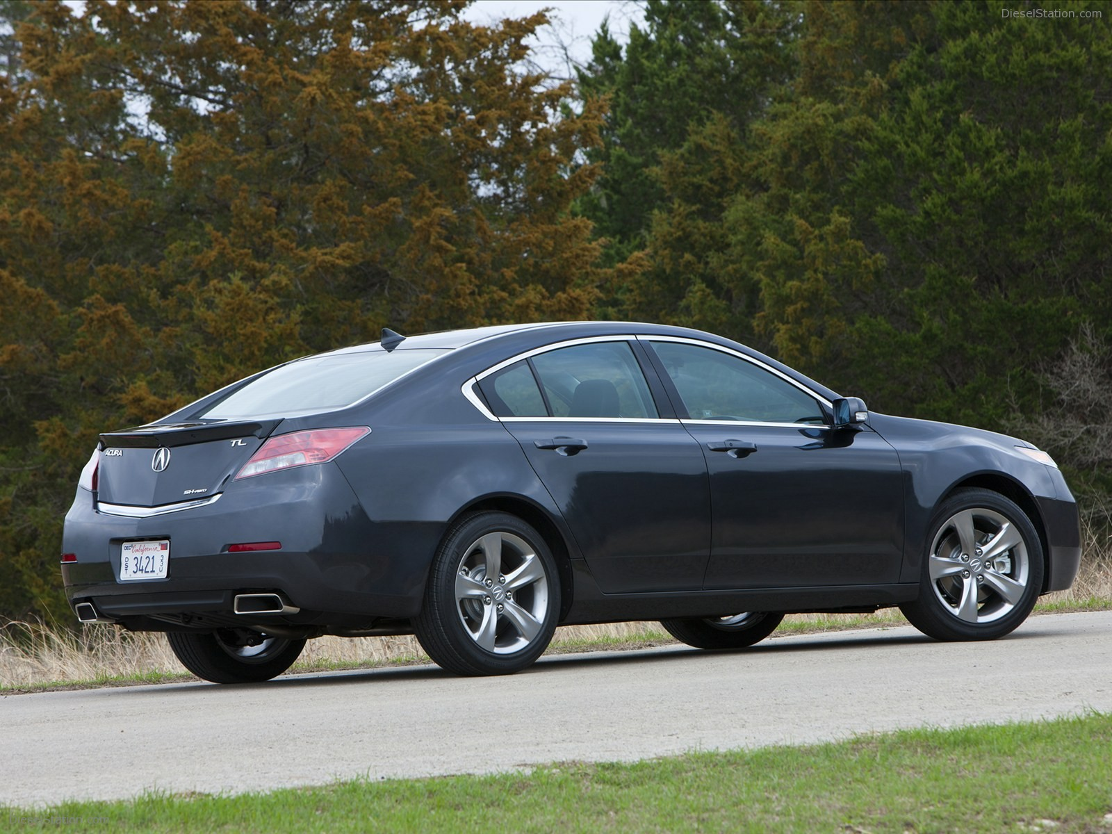 acura tl iv 2013 images