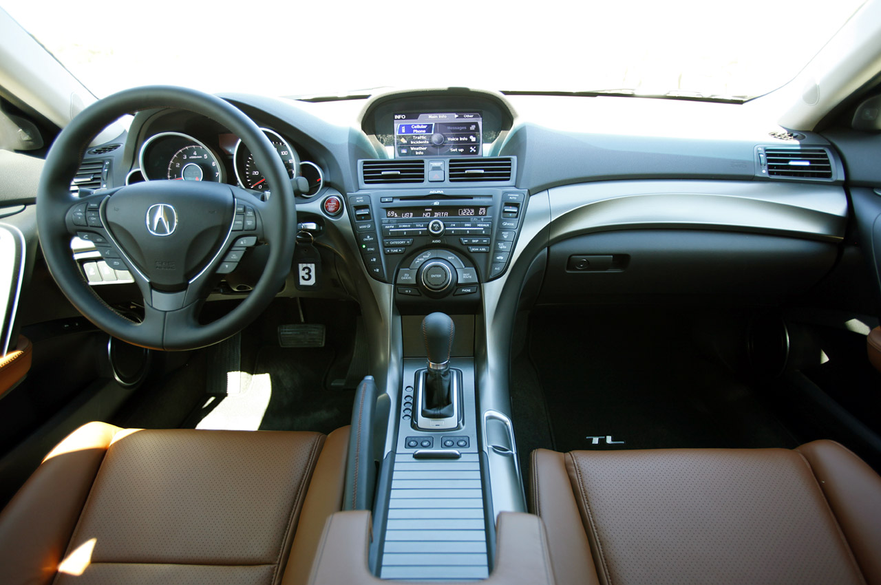 2016 Acura Tl Iv Pictures Information And Specs Auto Database Com
