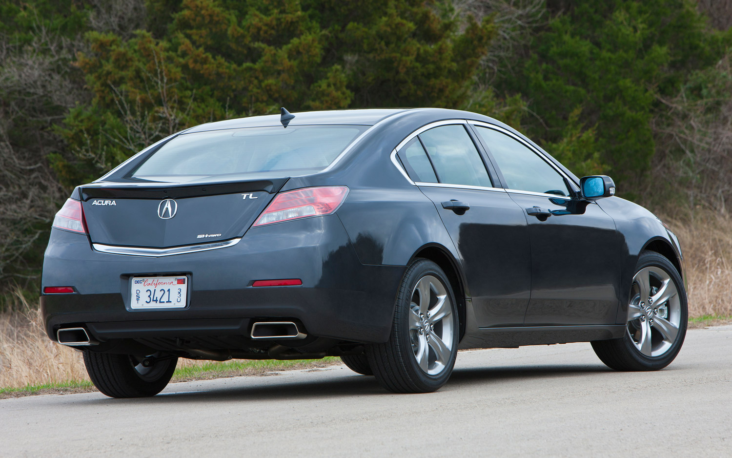 acura tl pictures #12