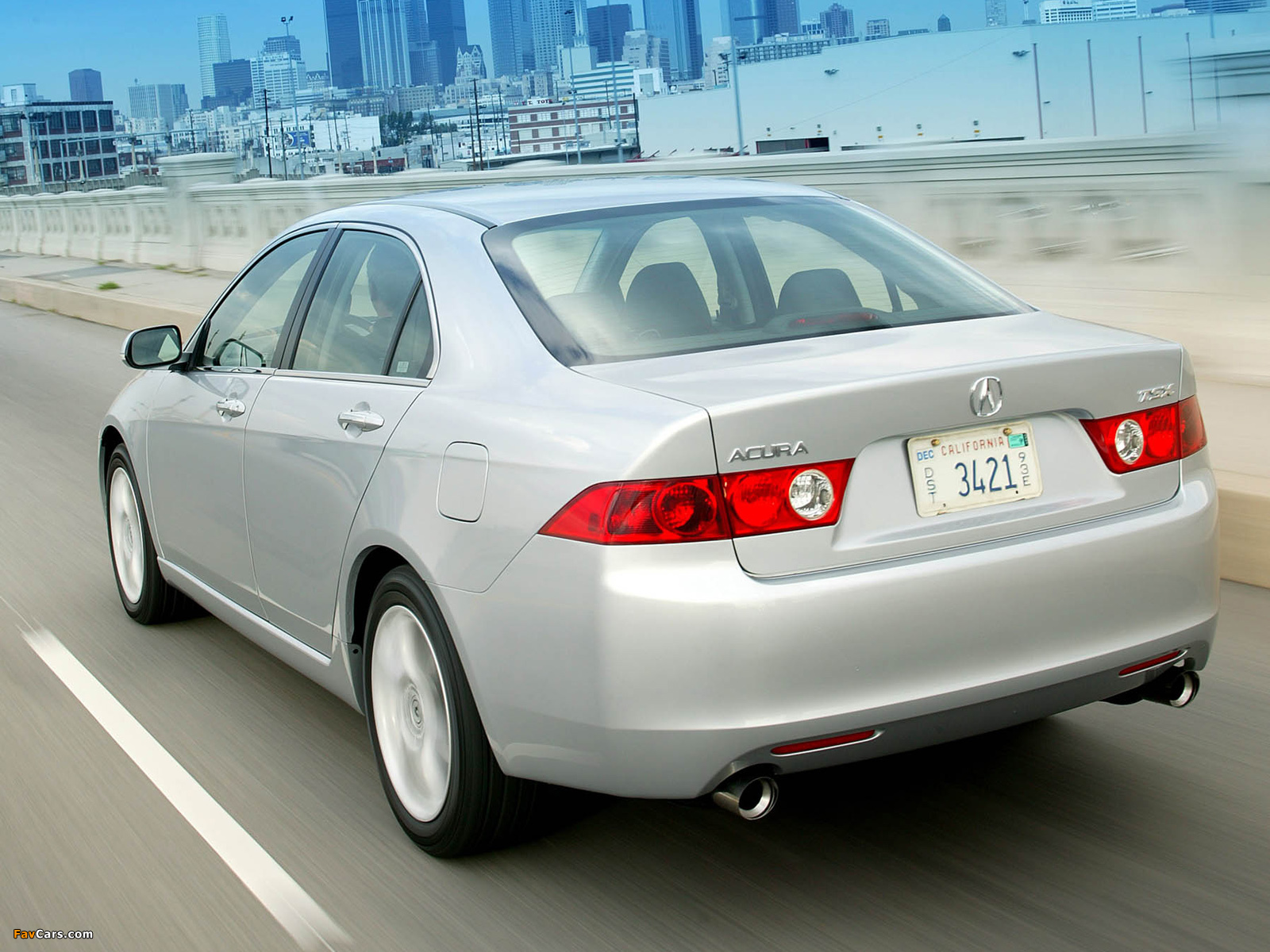 acura tsx 2003 images