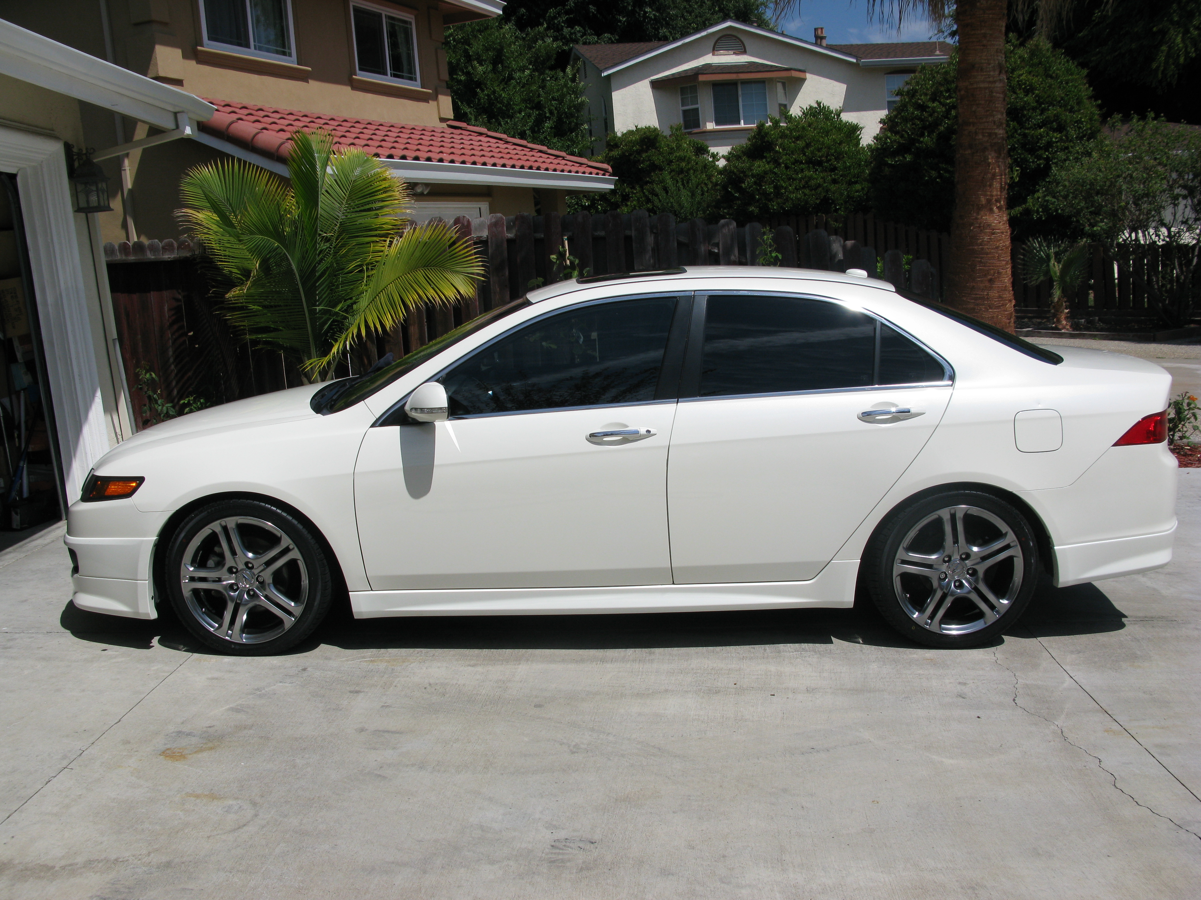 acura tsx 2007 pictures