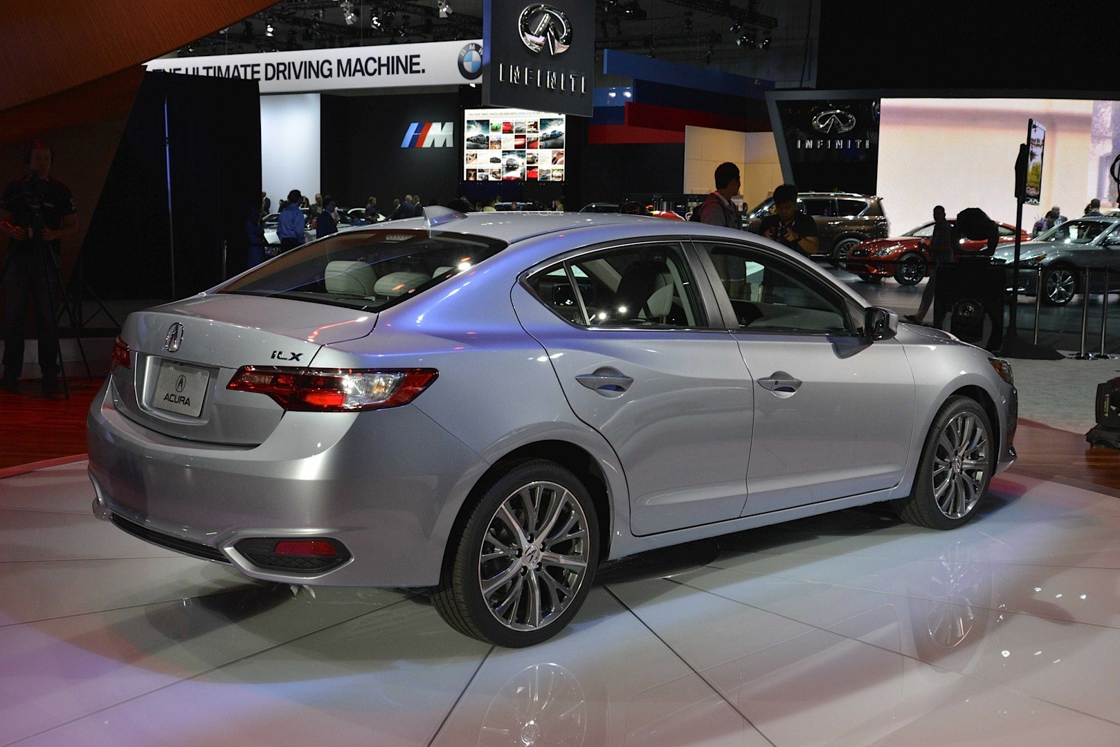 Acura Tsx Ii 2016 Pictures 5