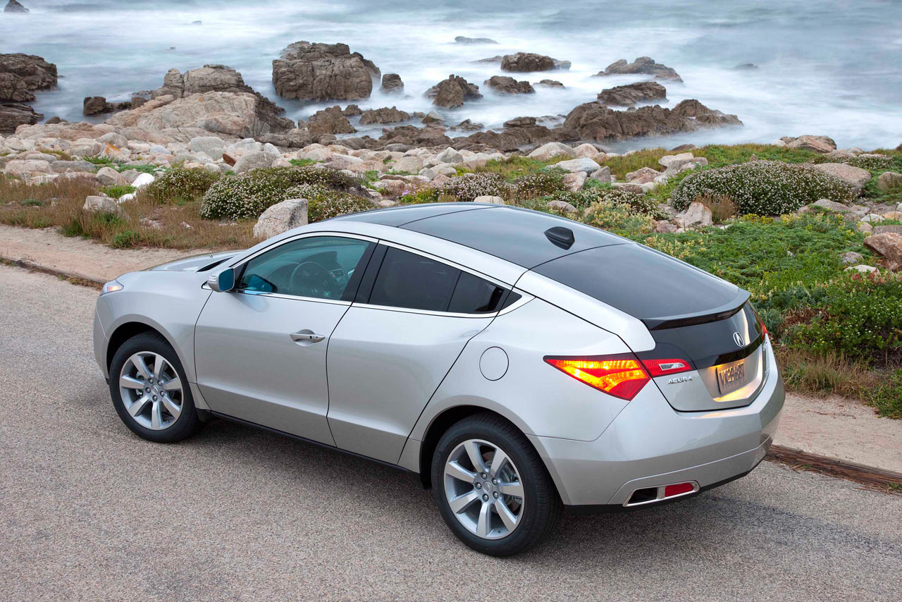 acura zdx pictures #9