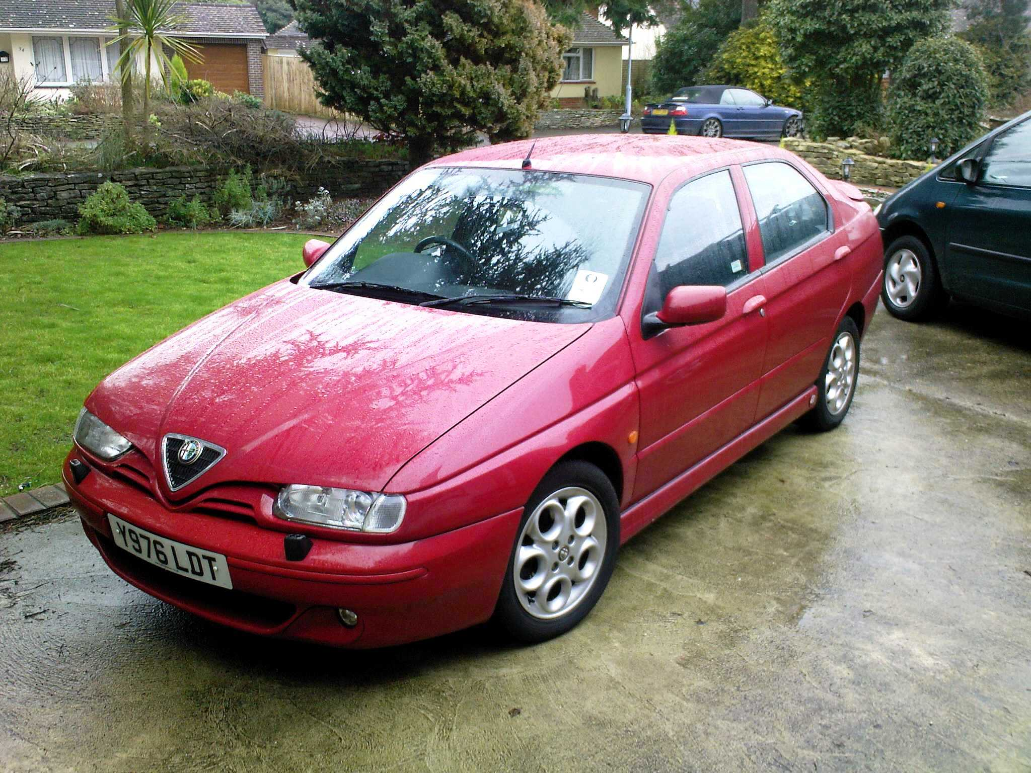 alfa romeo 146 pictures information and specs auto. Black Bedroom Furniture Sets. Home Design Ideas