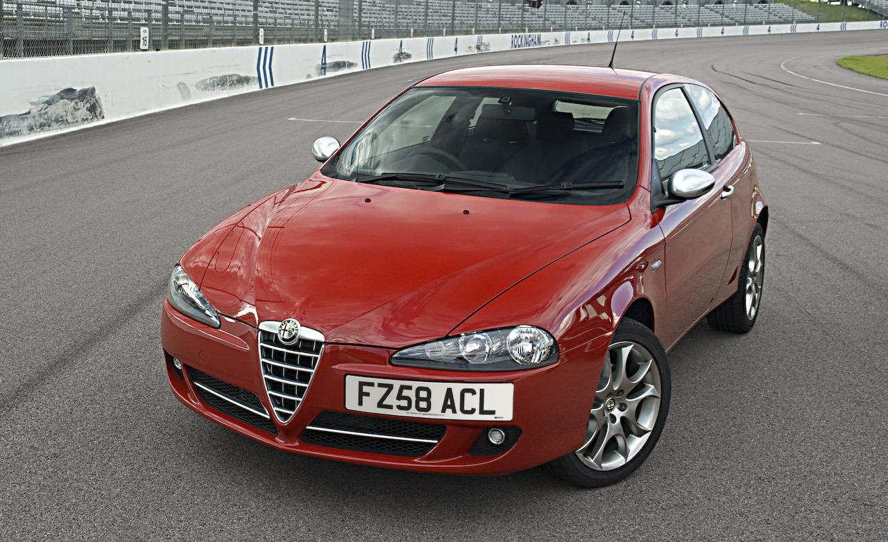 2009 alfa romeo 147 pictures information and specs auto. Black Bedroom Furniture Sets. Home Design Ideas