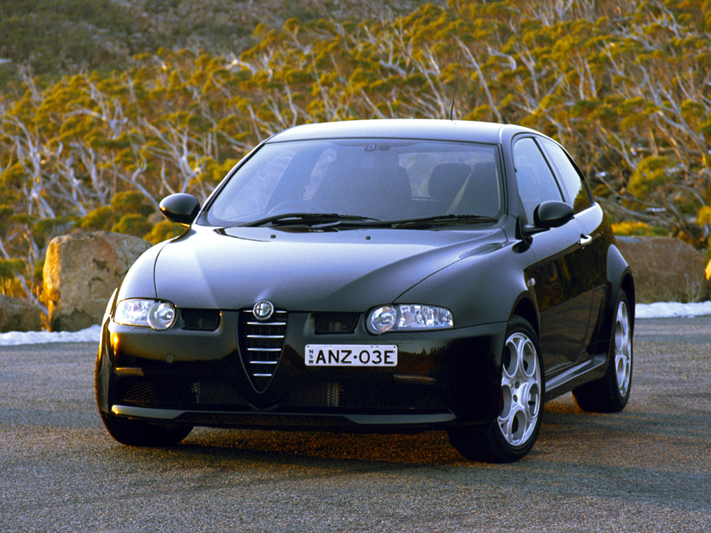 2003 alfa romeo 147 gta pictures information and specs auto. Black Bedroom Furniture Sets. Home Design Ideas