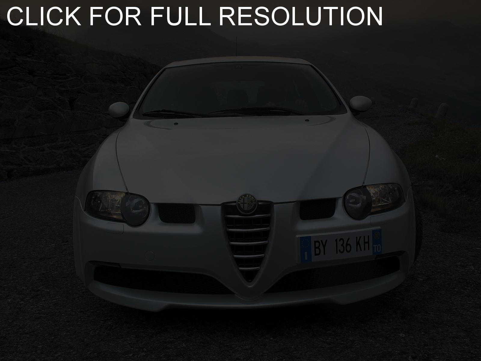 Alfa Romeo 147 Gta 2003 Wallpaper Auto Database Com