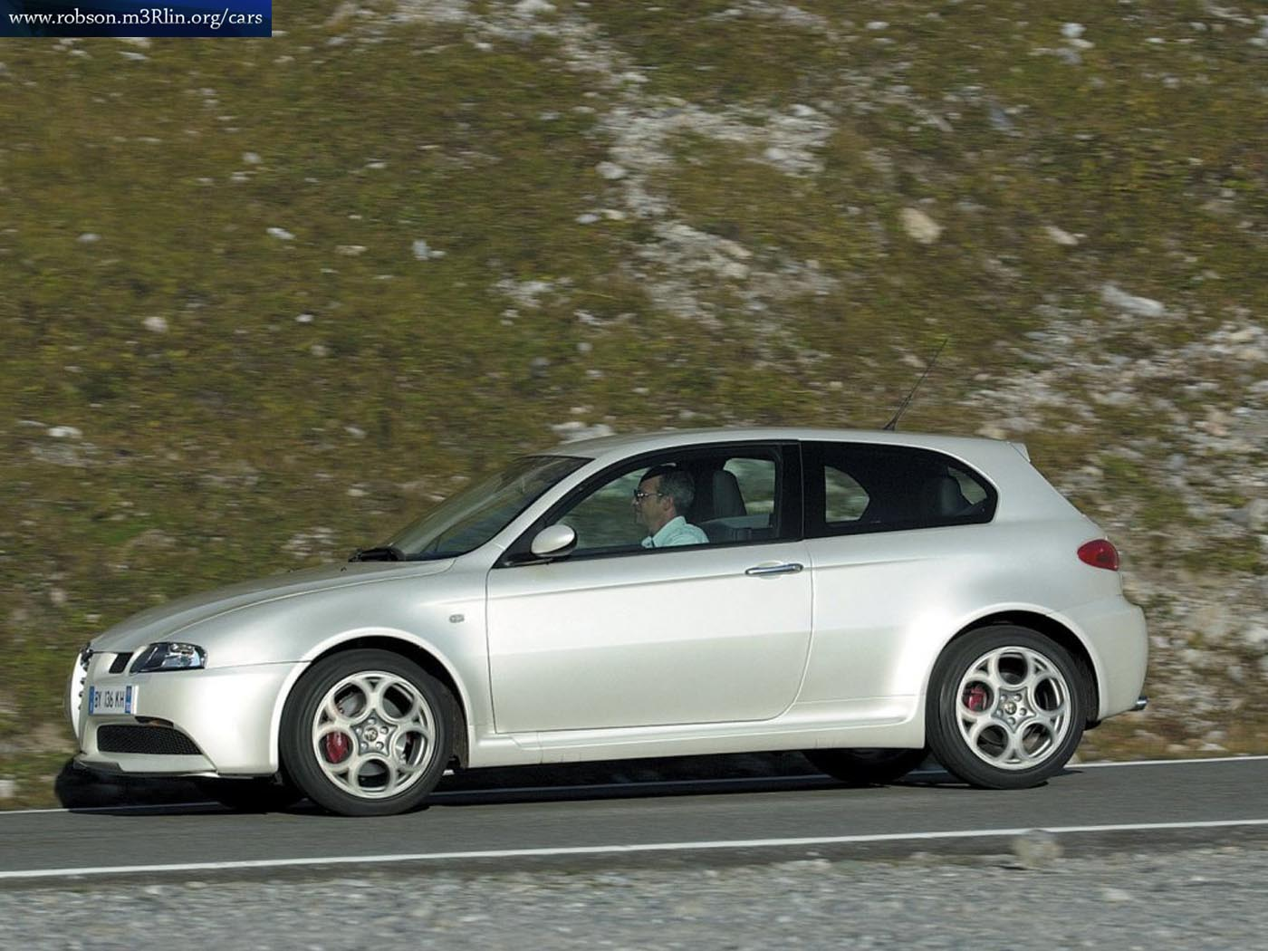 2004 alfa romeo 147 gta pictures information and specs. Black Bedroom Furniture Sets. Home Design Ideas