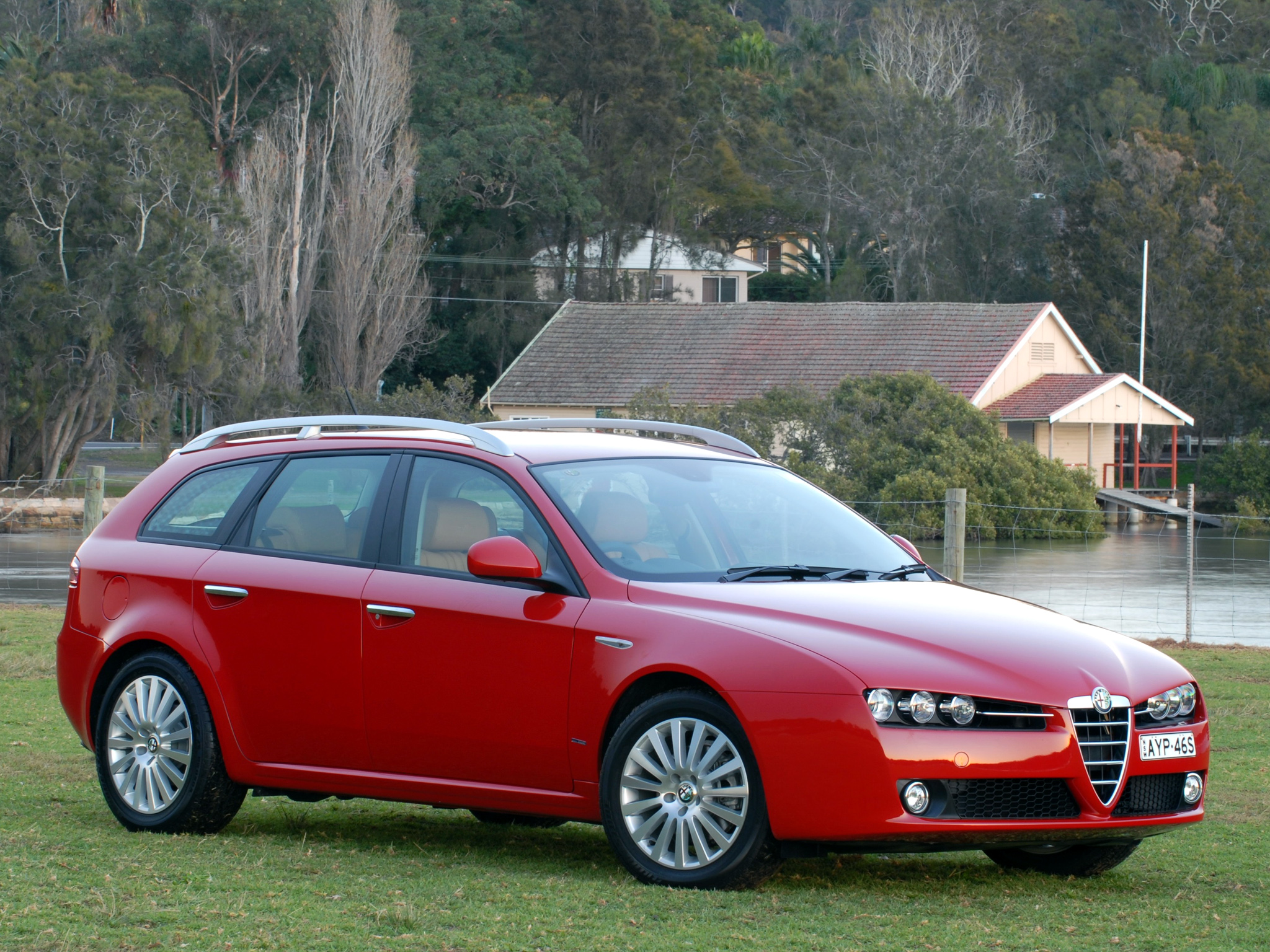 2006 alfa romeo 159 sportwagon pictures information and. Black Bedroom Furniture Sets. Home Design Ideas