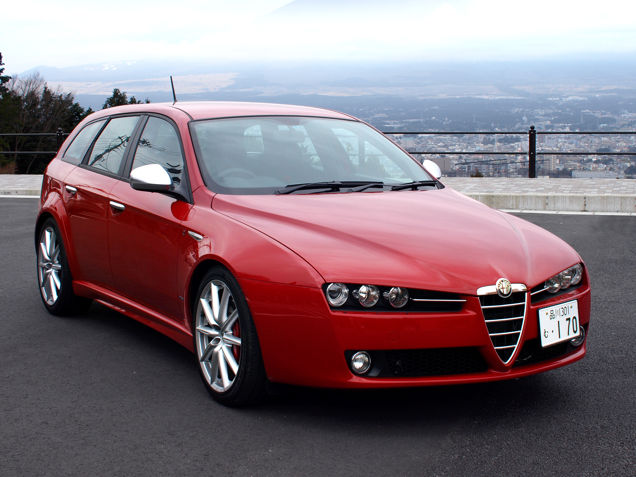 2008 alfa romeo 159 sportwagon – pictures, information and specs