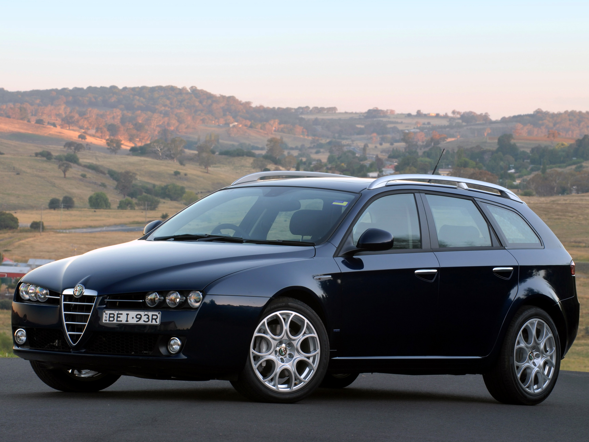 2008 alfa romeo 159 sportwagon pictures information and specs auto. Black Bedroom Furniture Sets. Home Design Ideas
