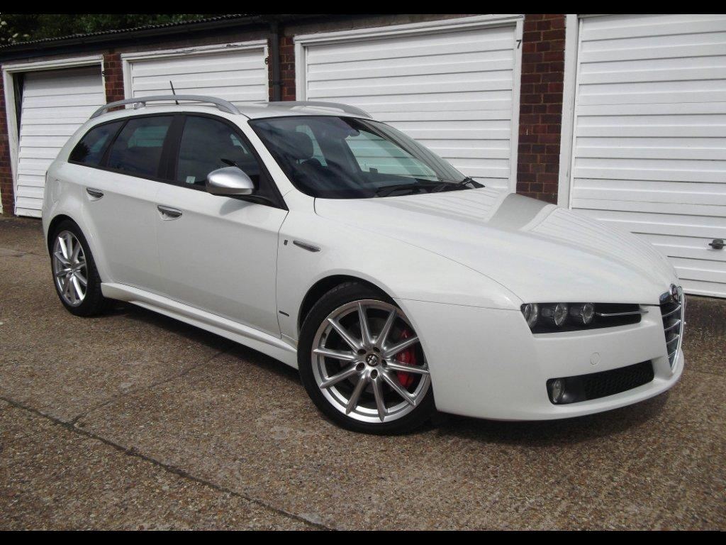 2010 alfa romeo 159 sportwagon pictures information and specs auto. Black Bedroom Furniture Sets. Home Design Ideas