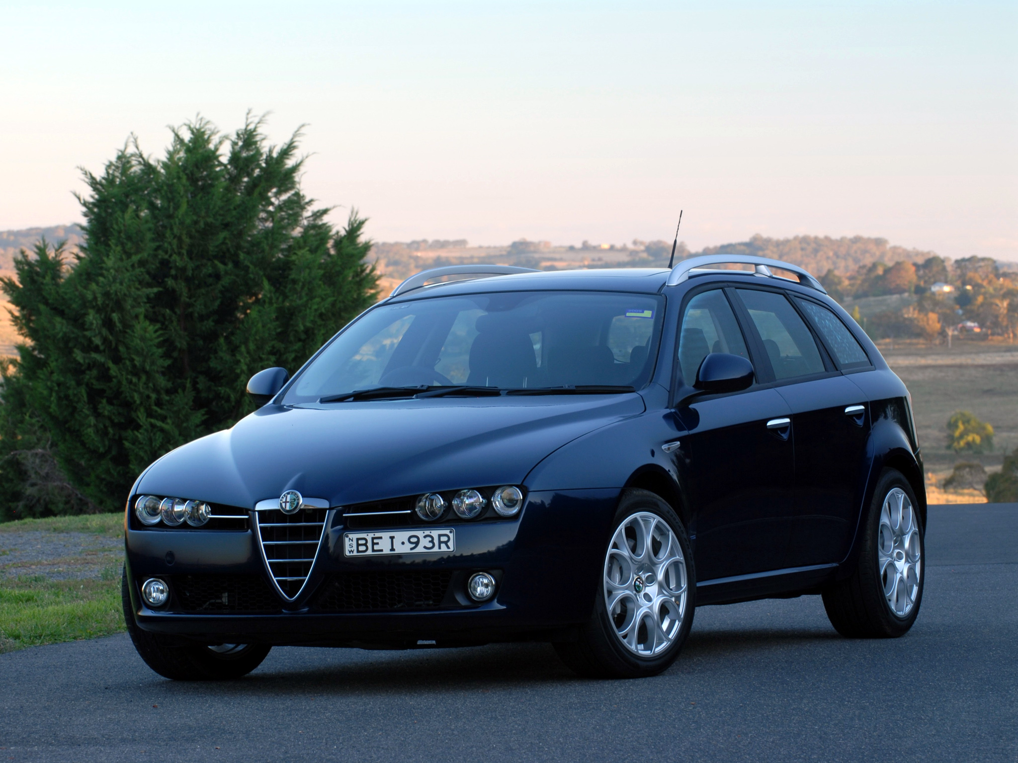 2016 alfa romeo 159 sportwagon pictures information and. Black Bedroom Furniture Sets. Home Design Ideas