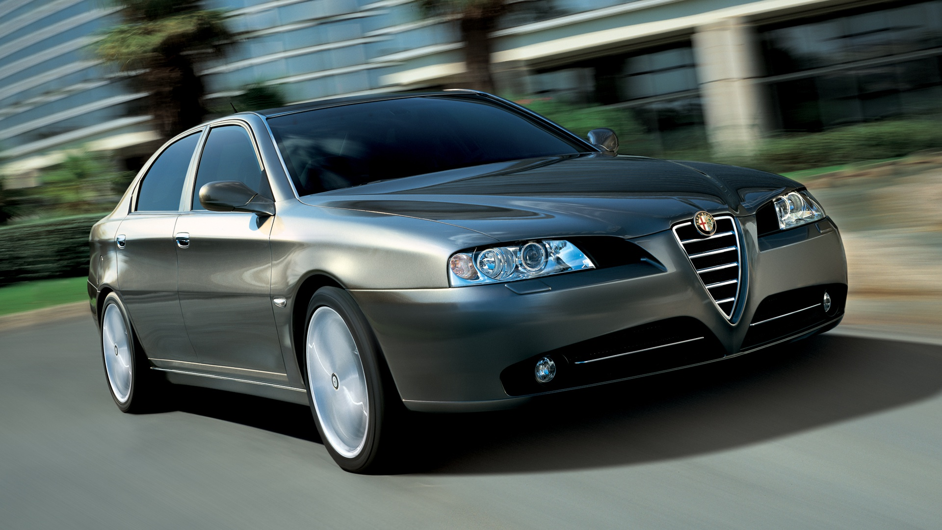 alfa romeo 166 wallpaper