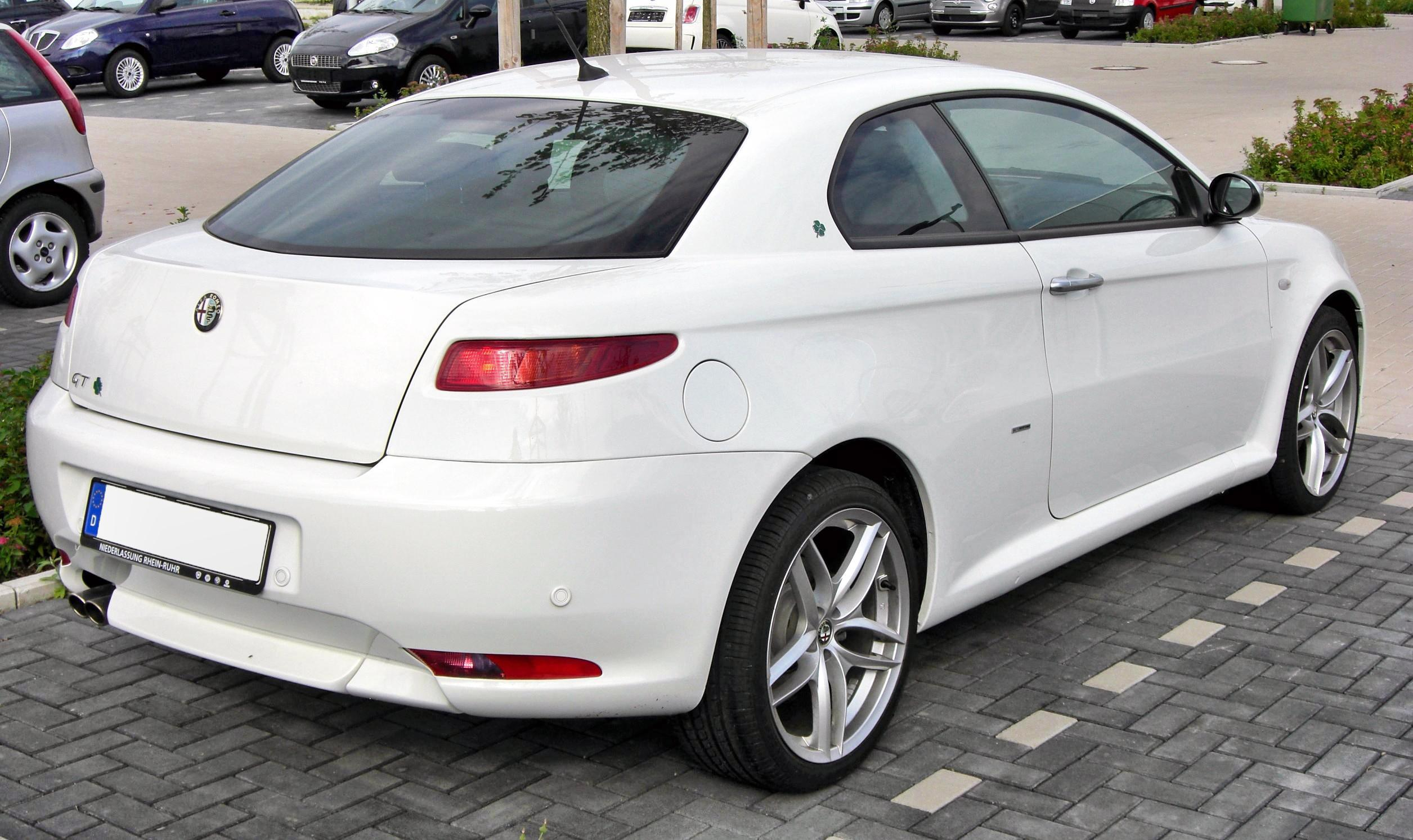 2005 alfa romeo gt coupe pictures information and specs. Black Bedroom Furniture Sets. Home Design Ideas