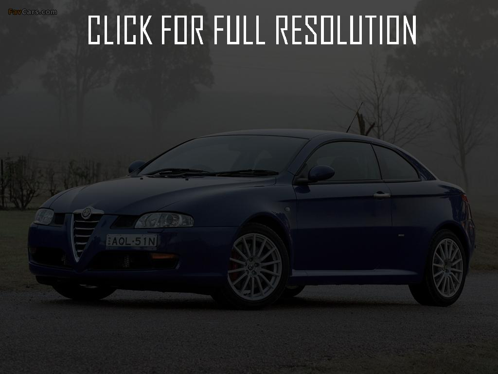 alfa romeo gt wallpaper
