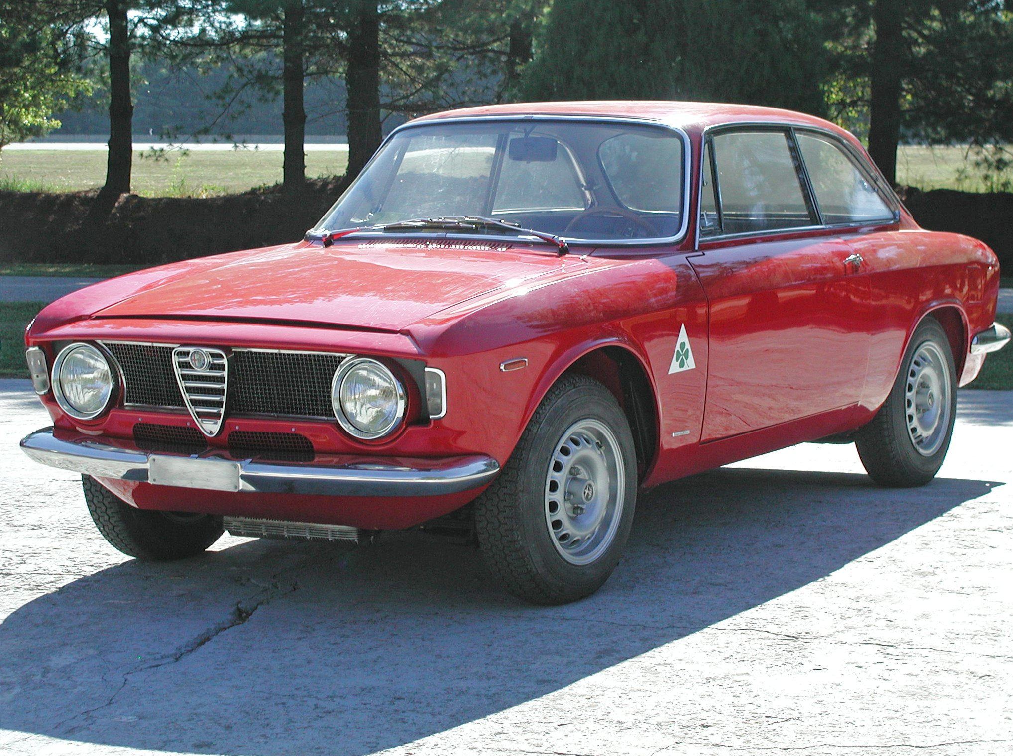 alfa romeo gta coupe #1