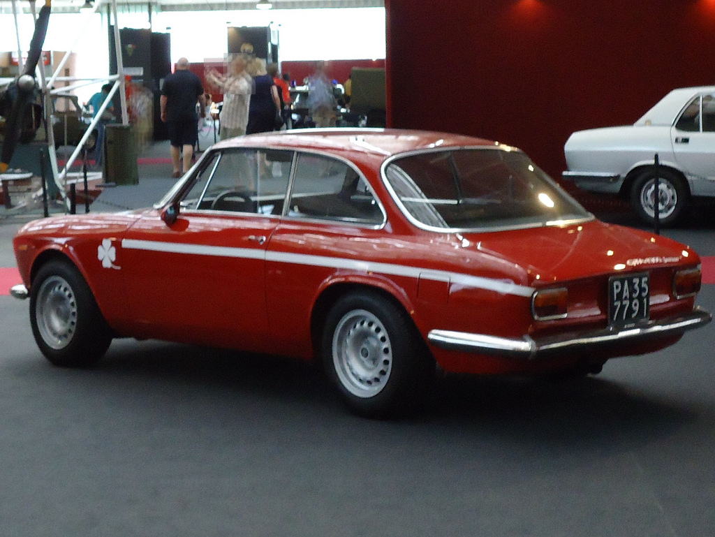 alfa romeo gta coupe #9