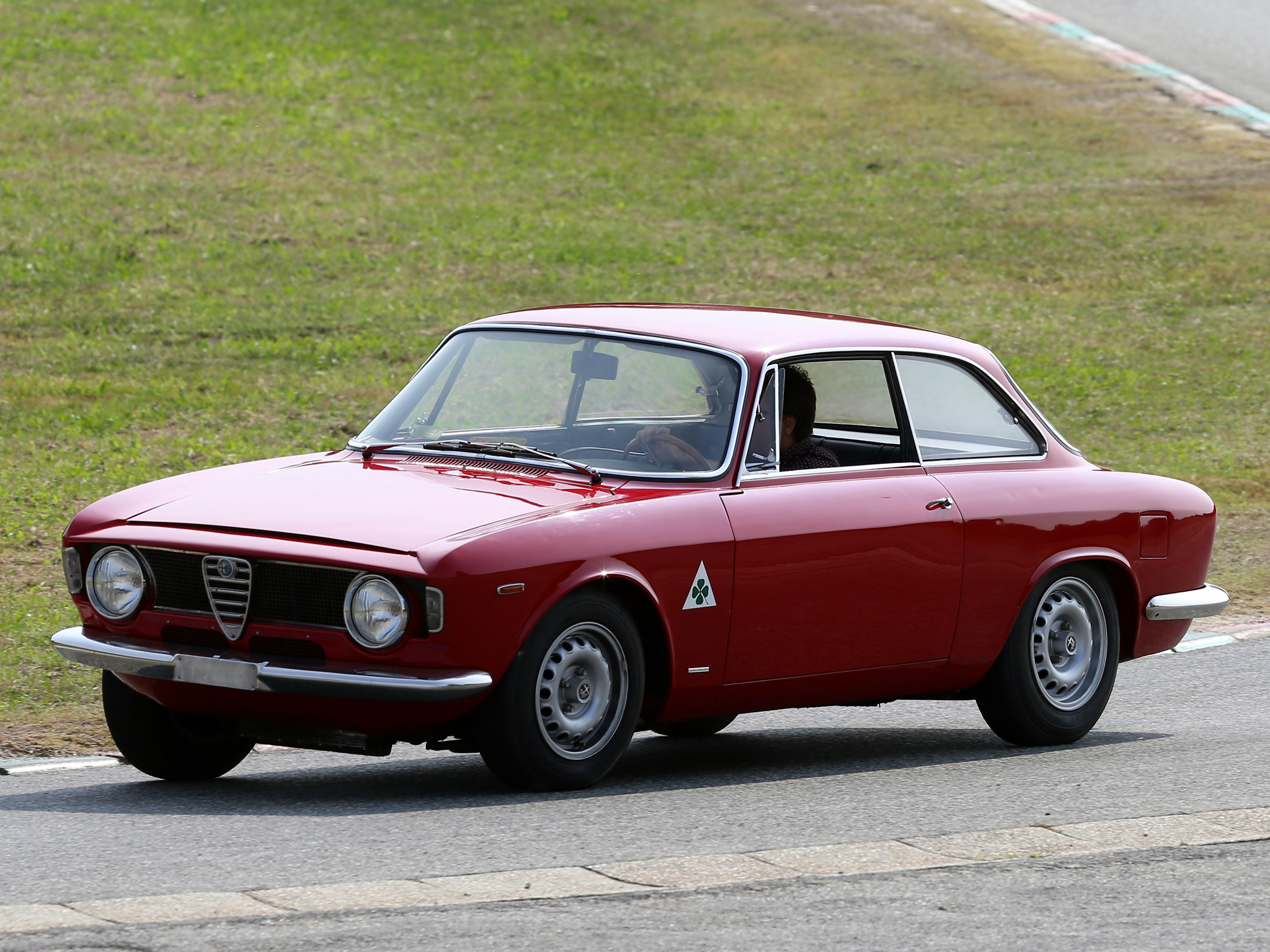 alfa romeo gta coupe seriess #6
