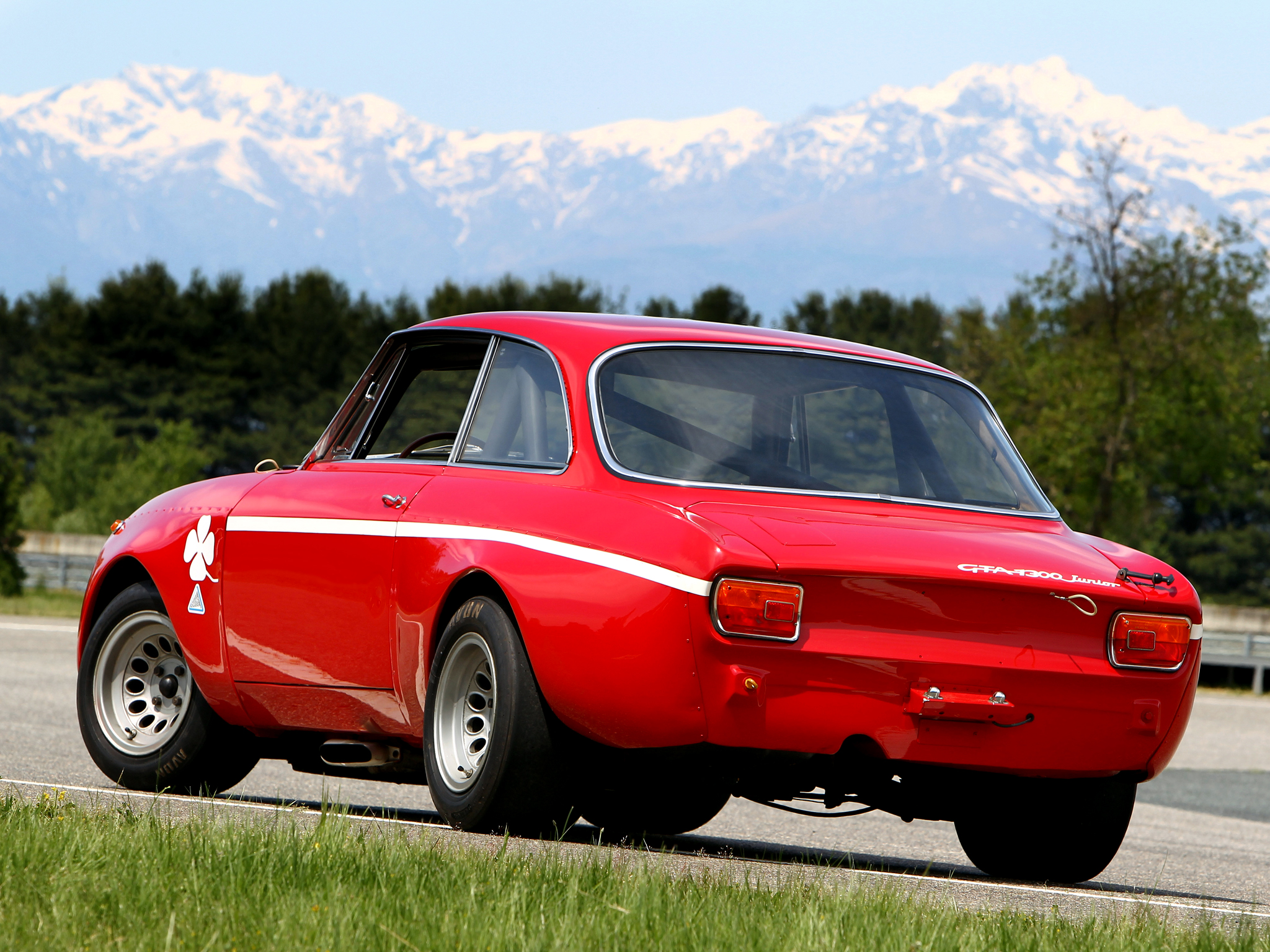 alfa romeo gta coupe seriess #14