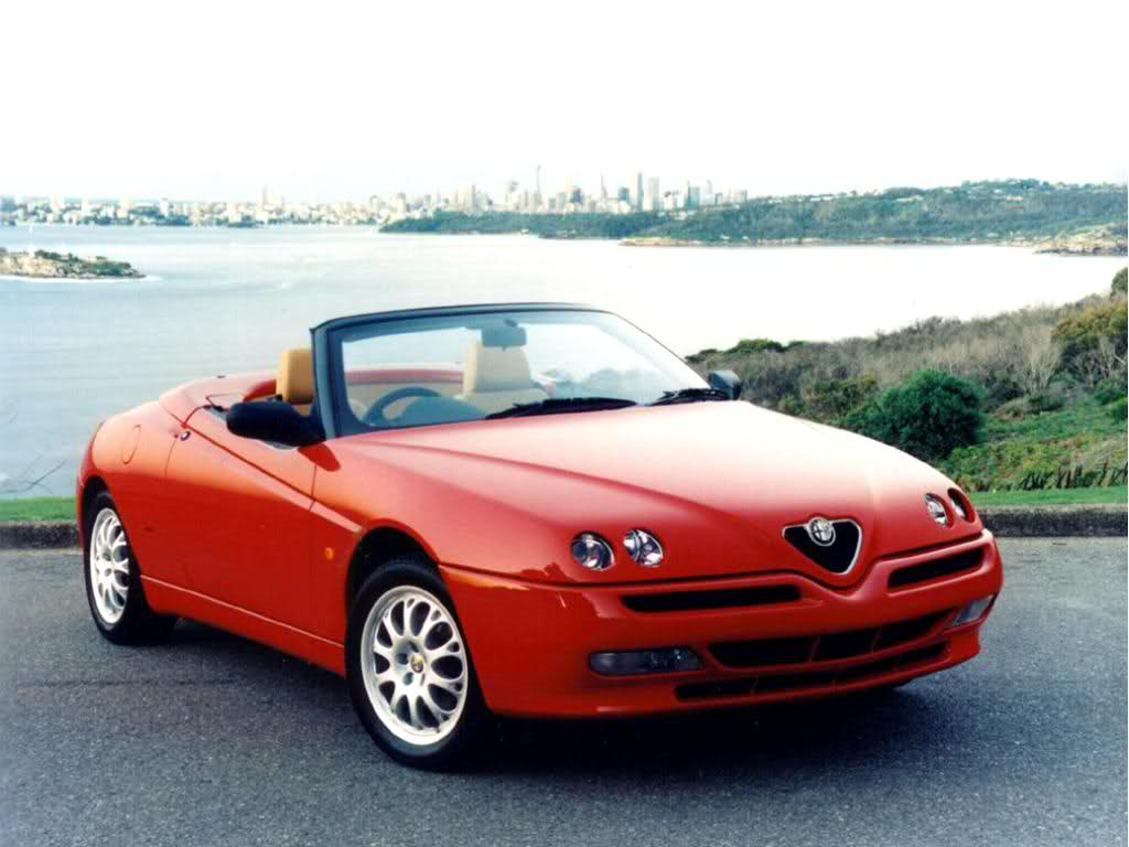 1995 alfa romeo gtv 916 pictures information and. Black Bedroom Furniture Sets. Home Design Ideas
