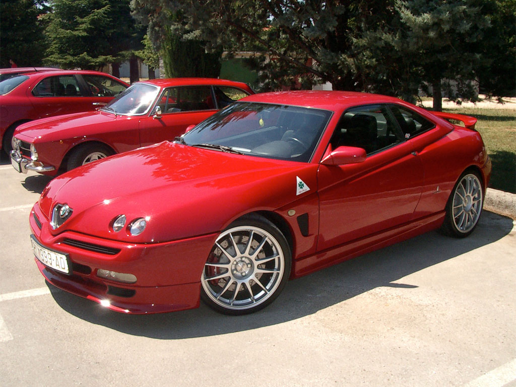 1996 alfa romeo gtv 916 pictures information and. Black Bedroom Furniture Sets. Home Design Ideas