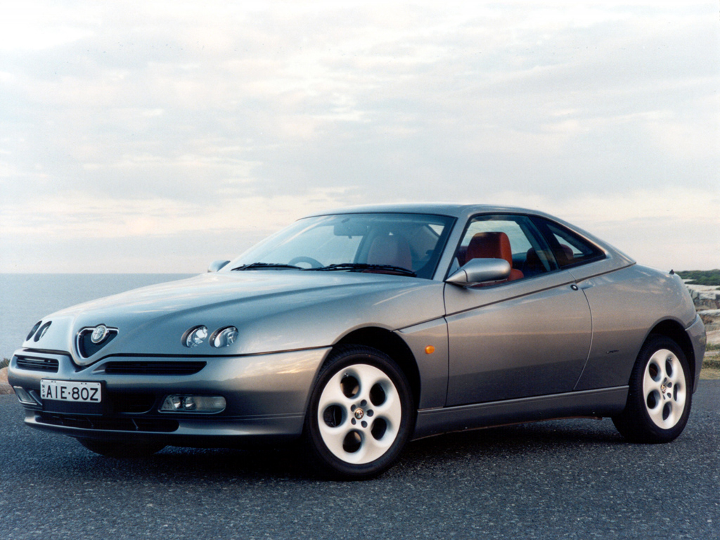 1998 alfa romeo gtv 916 pictures information and. Black Bedroom Furniture Sets. Home Design Ideas