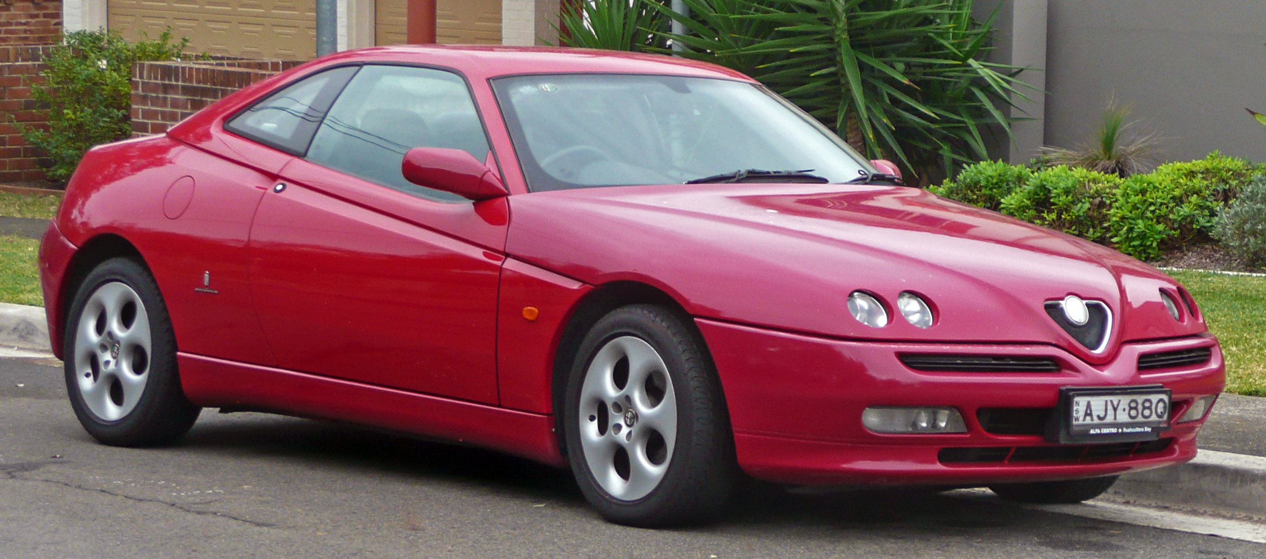 2001 alfa romeo gtv 916 pictures information and specs auto. Black Bedroom Furniture Sets. Home Design Ideas