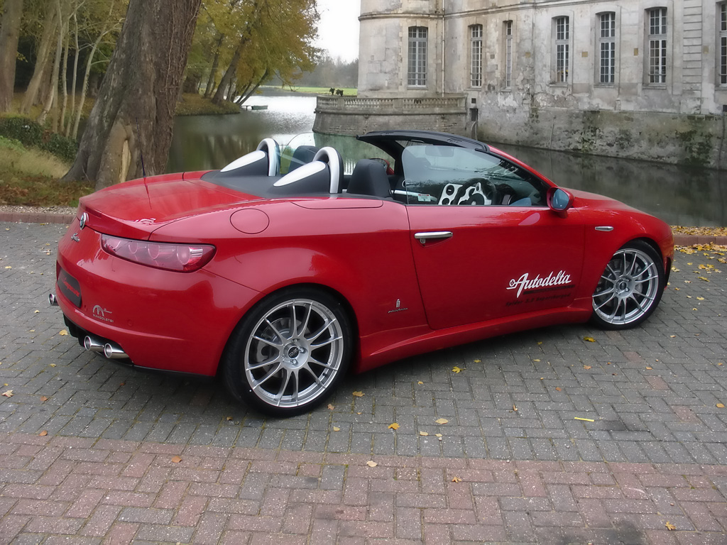 2008 alfa romeo spider pictures information and specs auto. Black Bedroom Furniture Sets. Home Design Ideas